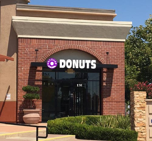 Sacramento Donuts Shop